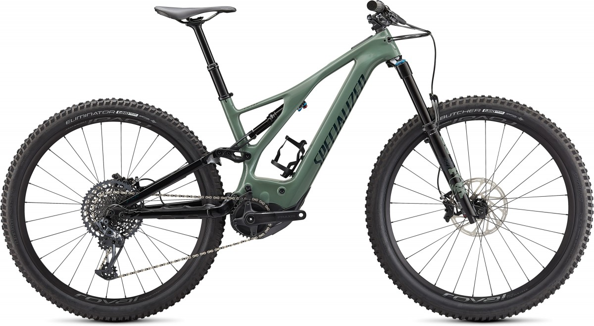 Specialized Levo Expert carbon, Sage Green/forest Green